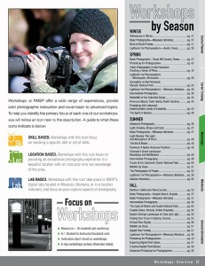 Rocky Mountain School of Photography - page 2