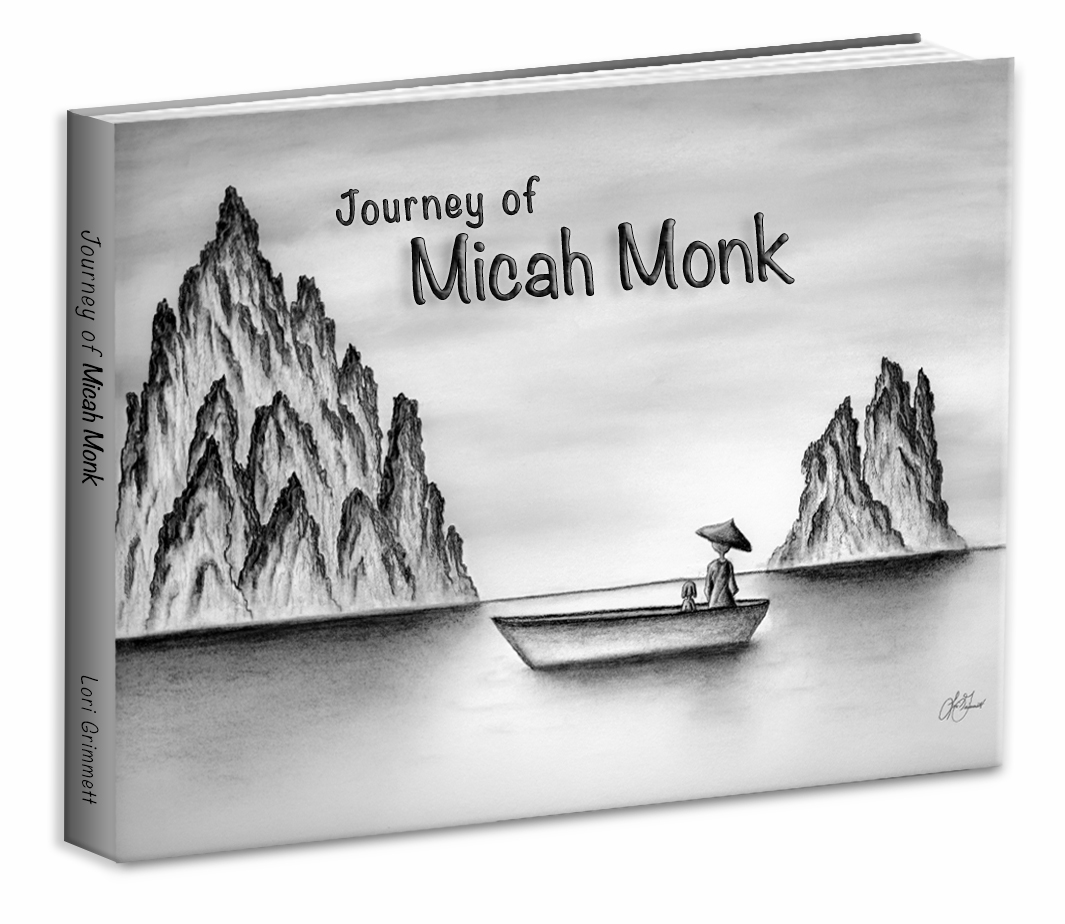 Journey of Micah Monk