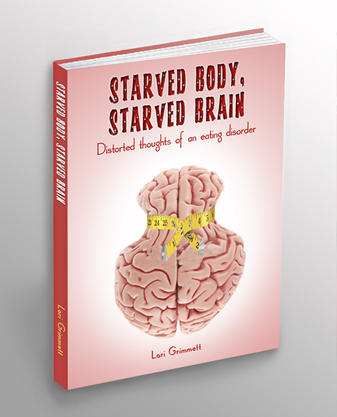 Starved Body, Starved Brain - distorted thoughts of an eating di